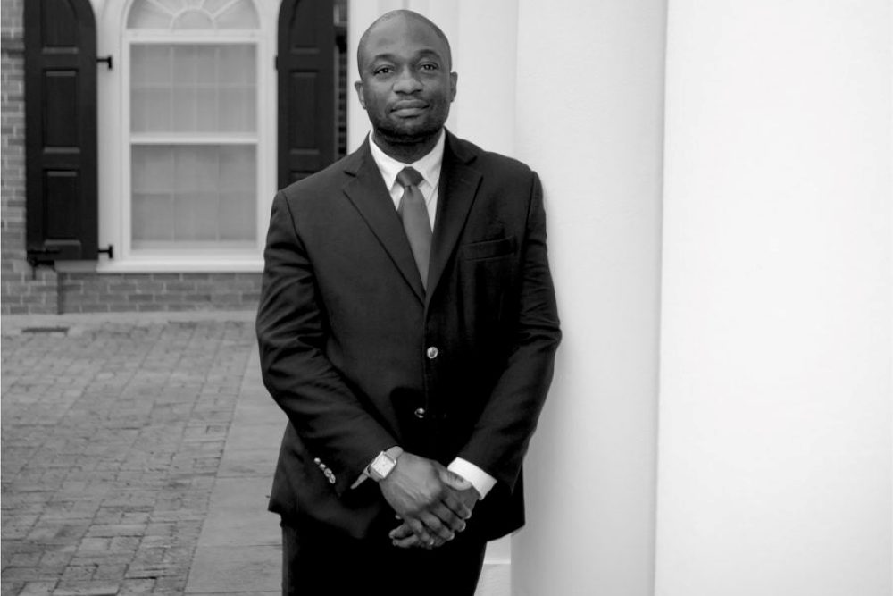 Horace Ballard has been named the new curator of American art for the Harvard Art Museums. (Courtesy Jeneene Chatowsky)