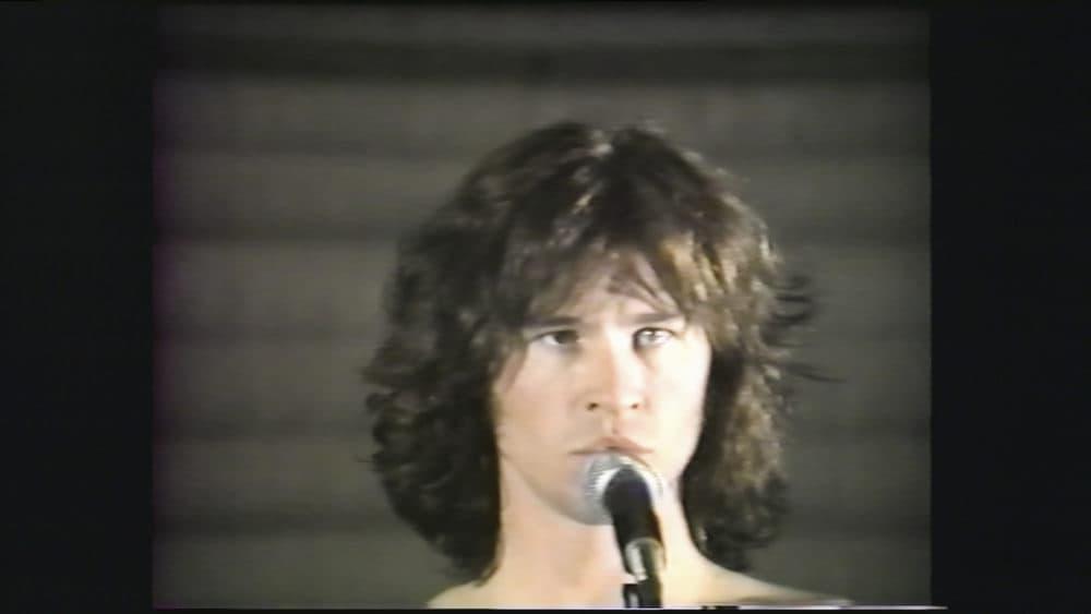 "Val Kilmer as Jim Morrison in the 1991 film ""The Doors."" (Courtesy Amazon Studios)"
