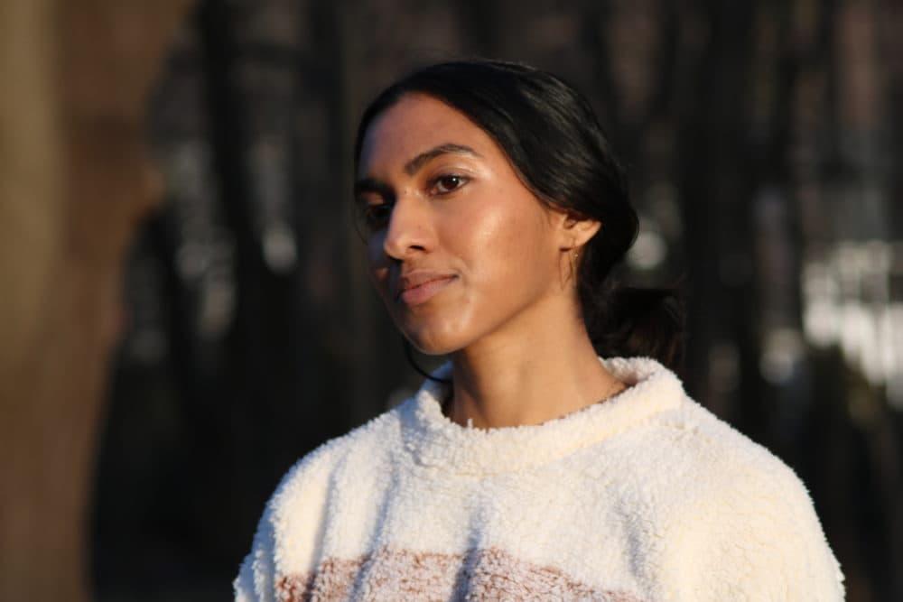 Singer Mallika Vie is inspired by artists like like Raveena, Janine, and Aretha Franklin. (Courtesy Jay Vie)