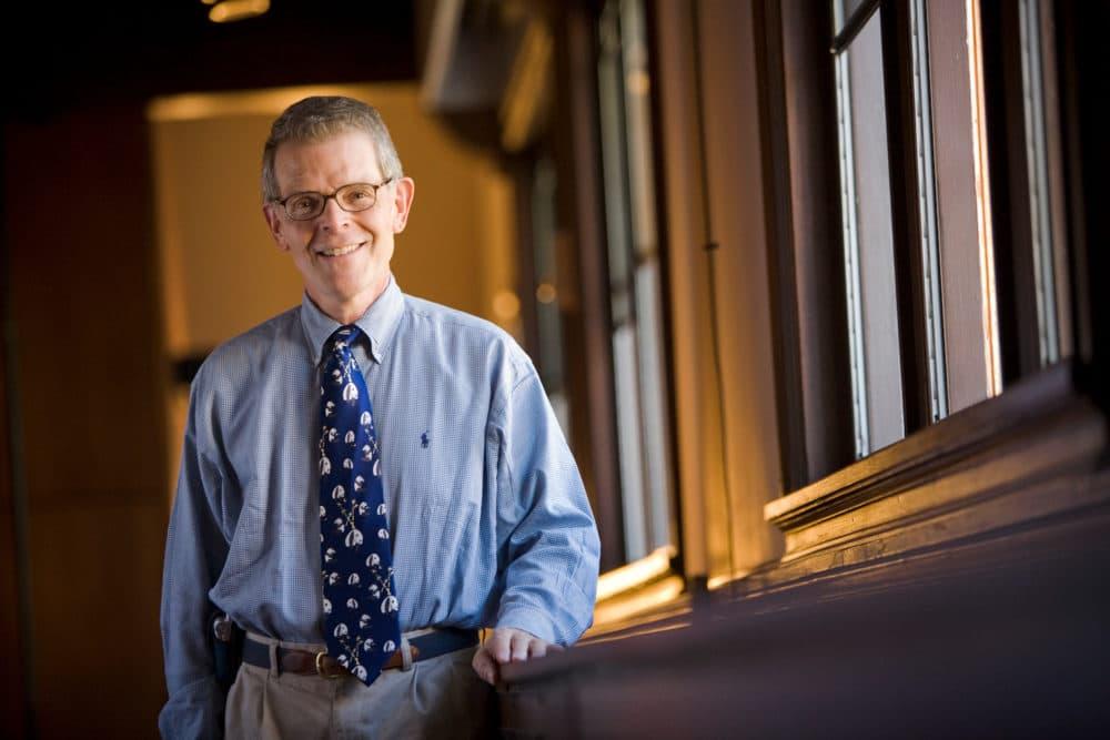 Tom Payzant in 2007. (Courtesy, Harvard Graduate School of Education/Tom Kates)