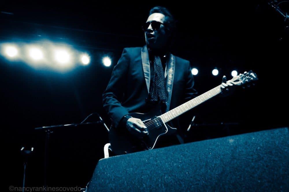 Singer-songwriter Alejandro Escovedo (Courtesy of Nancy Rankin Escovedo)
