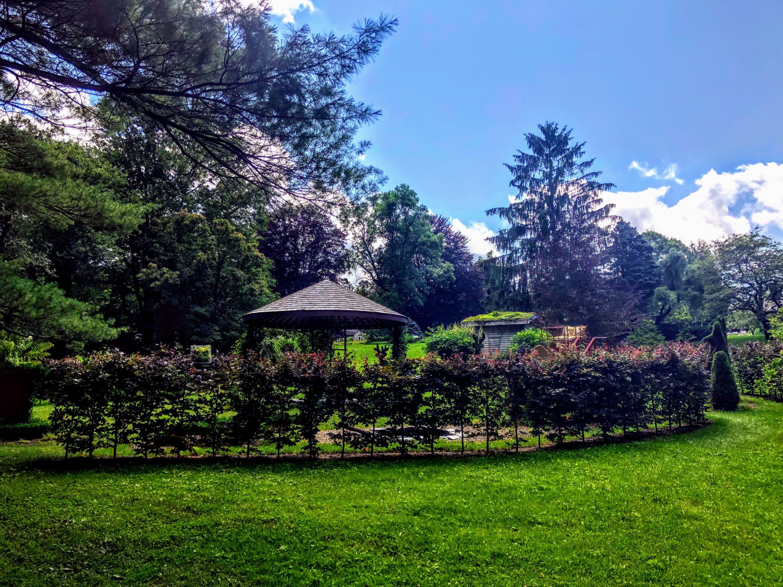 Berkshire Botanical Garden in West Stockbridge. (Jacquinn Sinclair for WBUR)