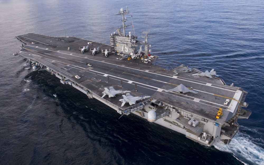 (Cristina Young/U.S. Navy via Getty Images)