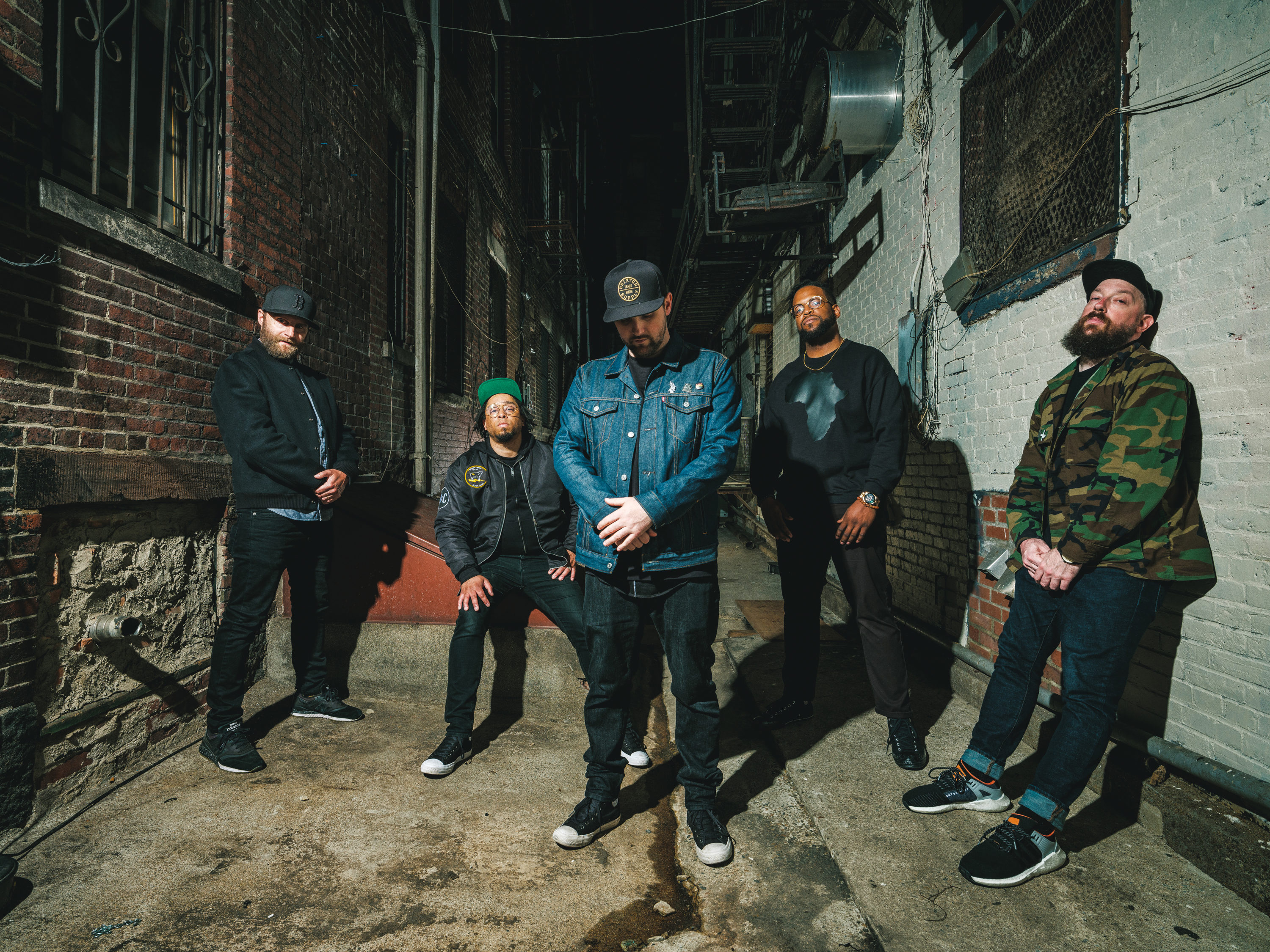Hip-hop band STL GLD will perform at the 2021 ArtBeat Festival. (Courtesy the band and OnTrck Music)