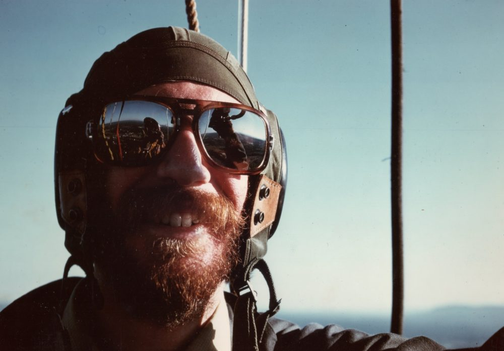 Brian Boland, 72, died in a hot air balloon accident on Thursday, July 15, 2021. (Facebook)