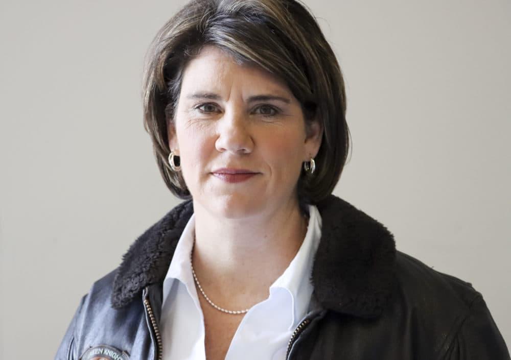 Amy McGrath (Courtney Daniel)