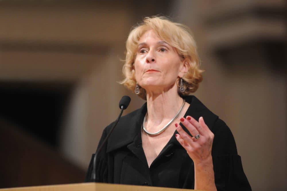 American philosopher Martha Nussbaum.  (Roberto Serra - Iguana Press/Getty Images)