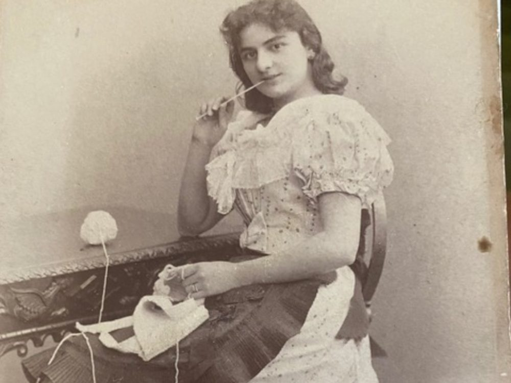 The author's great-grandmother, Gisela. (Courtesy Diane Forman)