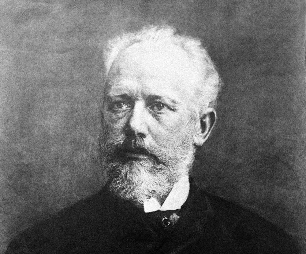 Russian composer Pyotr Ilich Tchaikovsky. (AP)