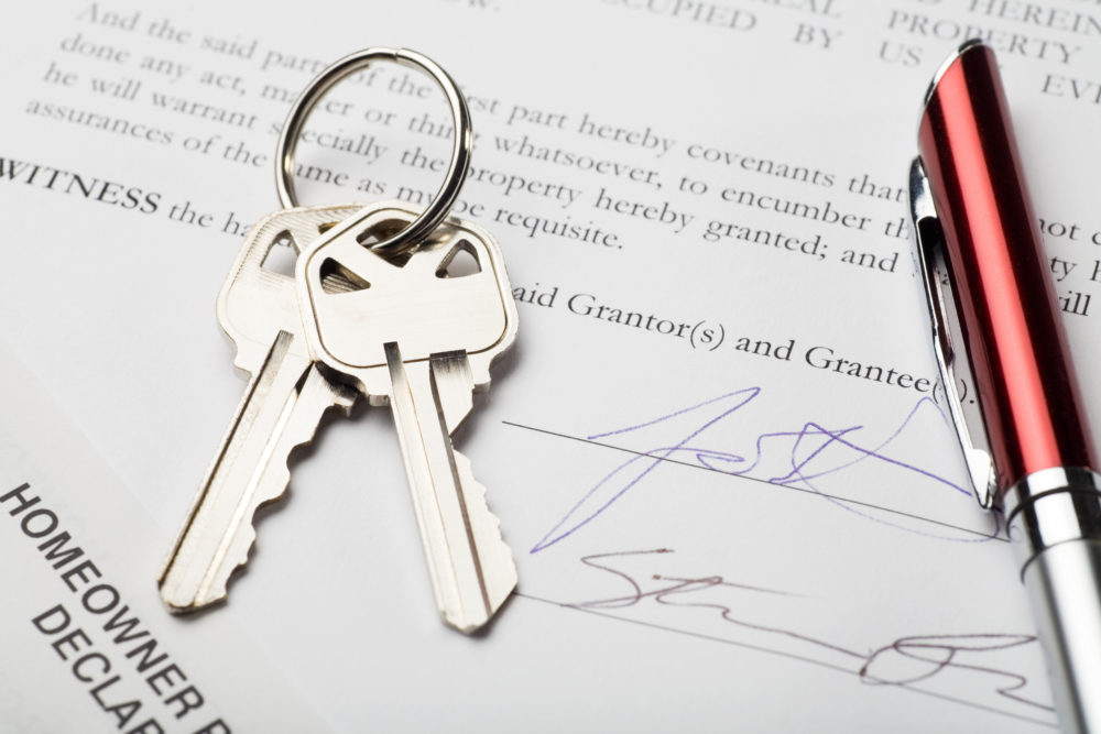 Despite being illegal now, racially restrictive covenants can remain on the books for a number of reasons. (Getty Images)