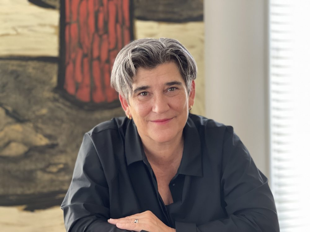 MASS MoCA's new director Kristy Edmunds. (Courtesy Kristy Edmunds)