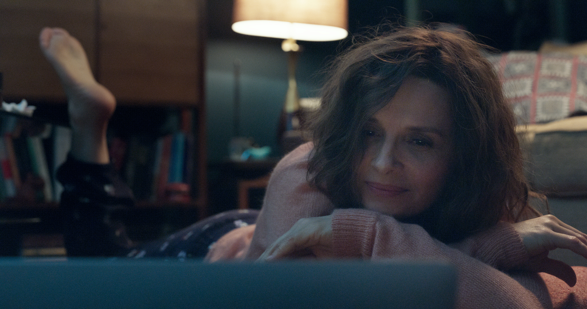 """Juliette Binoche as Claire Millaud in """"Who You Think I Am."""" (Courtesy of Cohen Media Group)"""