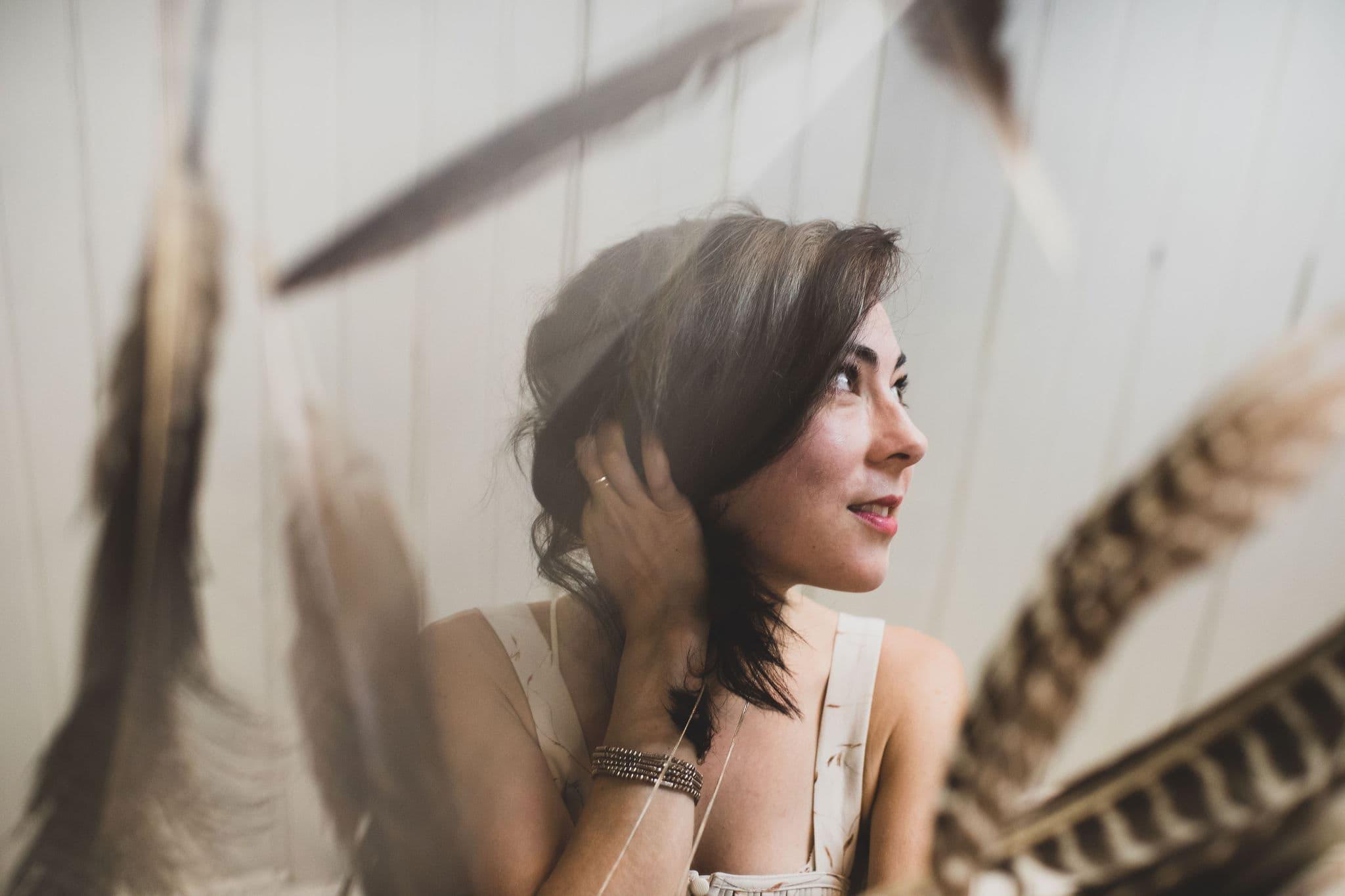 Massachusetts singer-songwriter Heather Maloney (courtesy Carly Rae)