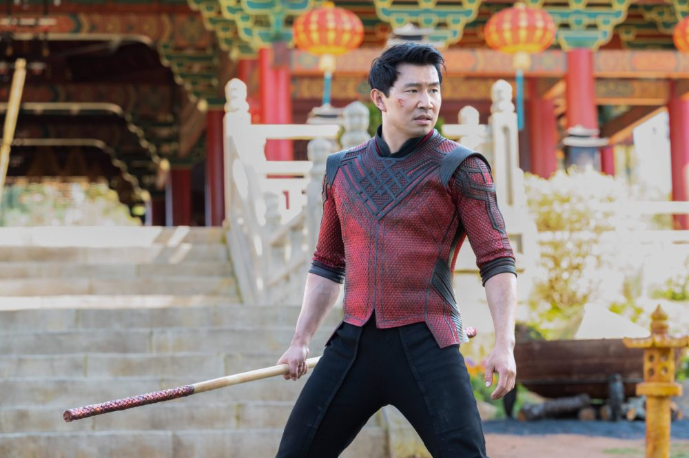 Shang-Chi (Simu Liu) in Marvel Studios' 'Shang-Chi and the Legend of the Ten Rings.' (Jasin Boland/Marvel Studios)
