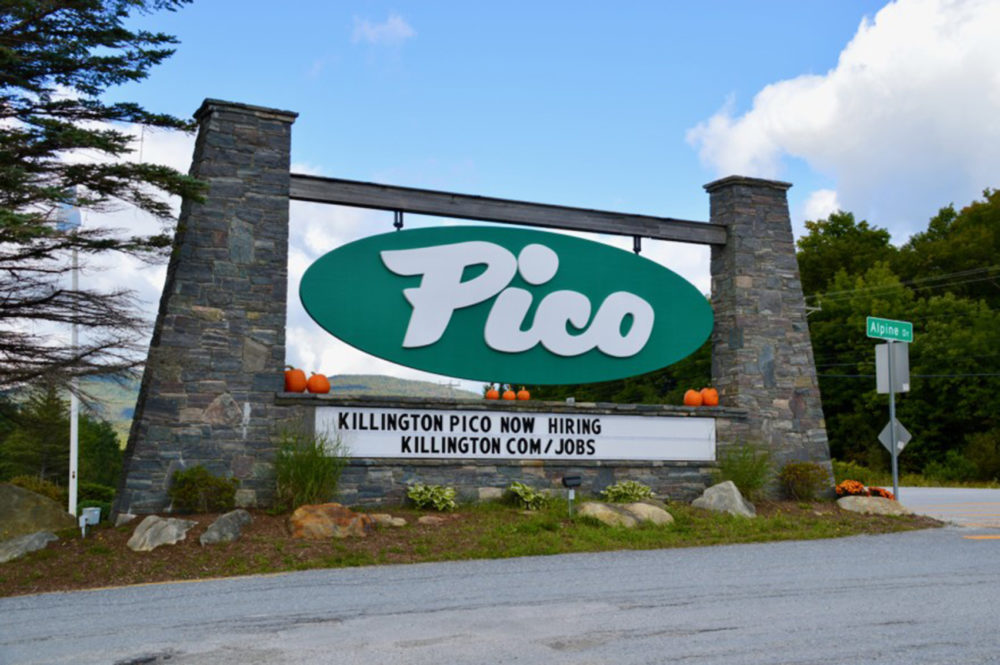 Mike Solimano, president of Killington and Pico ski resorts, says this winter he expects to be 20-30% short on staffing. Resorts across Vermont are expected to face similar staffing challenges. (Nina Keck/VPR)